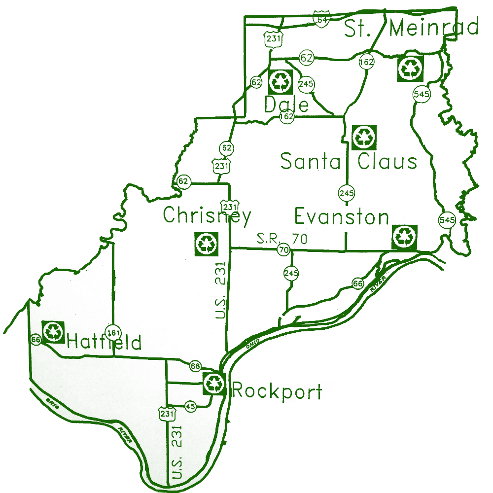 Spencer County Solid Waste Management District Recycle